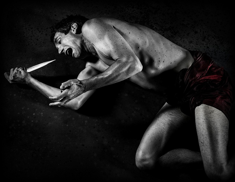 2015 Publicity Photography - OEDIPUS REX